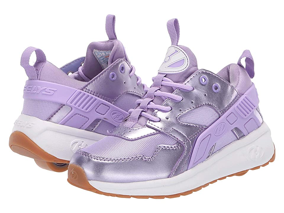 Heelys Force (Little Kid/Big Kid/Adult) (Lilac/Metallic) Girls Shoes