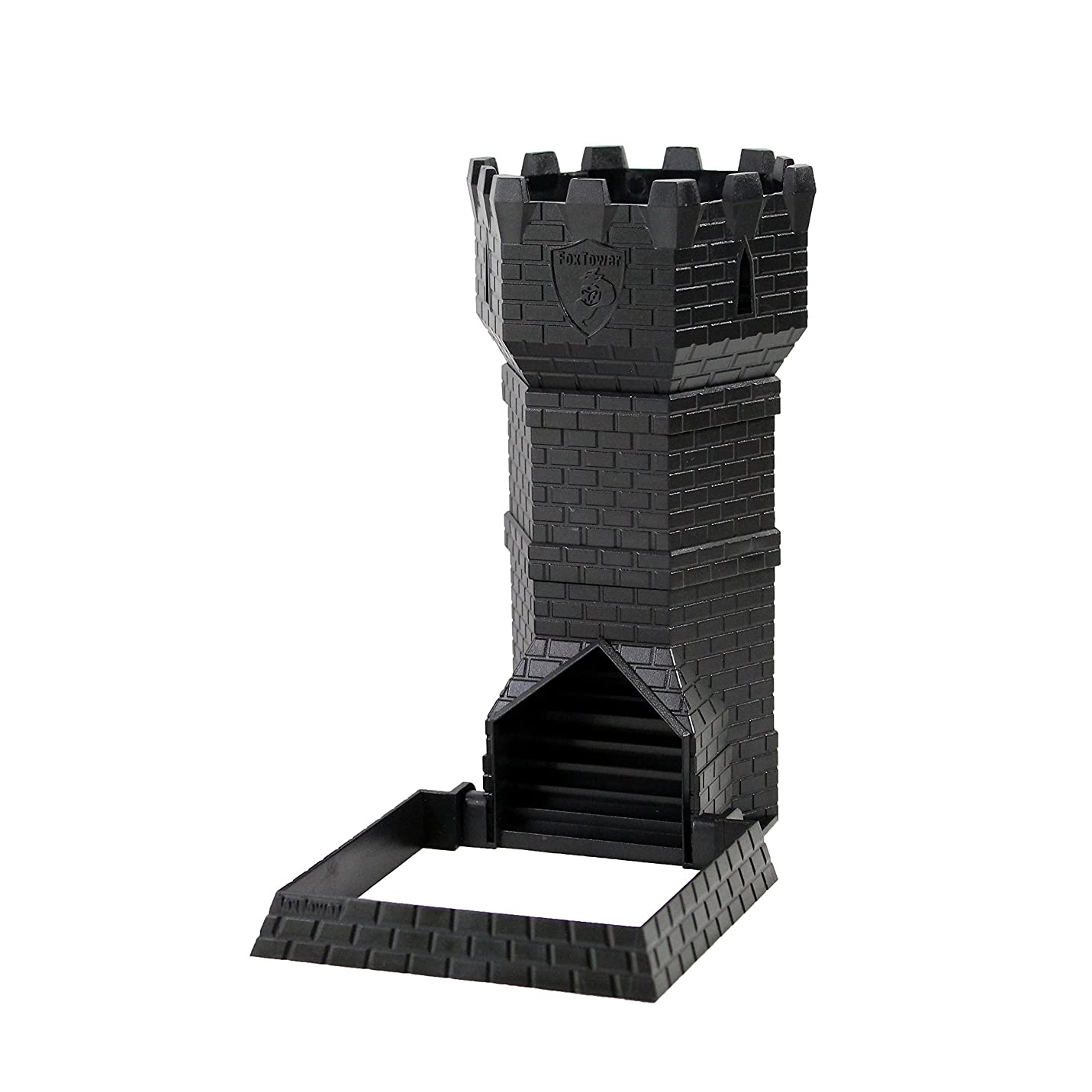 強制的予定逮捕FoxTower, Normal Size Dice Tower for RPGs and Board Games