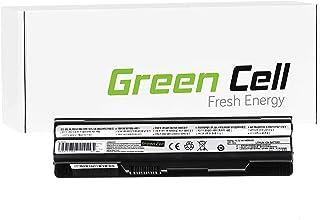 Green Cell® Standard Serie Batería para MSI GP60 2QF-899XPL Ordenador (6 Celdas 4400mAh 11.1V Negro)