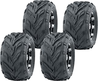 Set of 4 WANDA 145/70-6 Go-Kart Tires 145x70x6 145x70-6