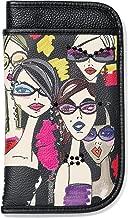 Brighton Fashionista Downtown Girls Double Eyeglass Case