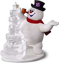 Hallmark Keepsake Christmas Ornament 2018 Year Dated, Frosty the Snowman A Jolly Happy Holiday