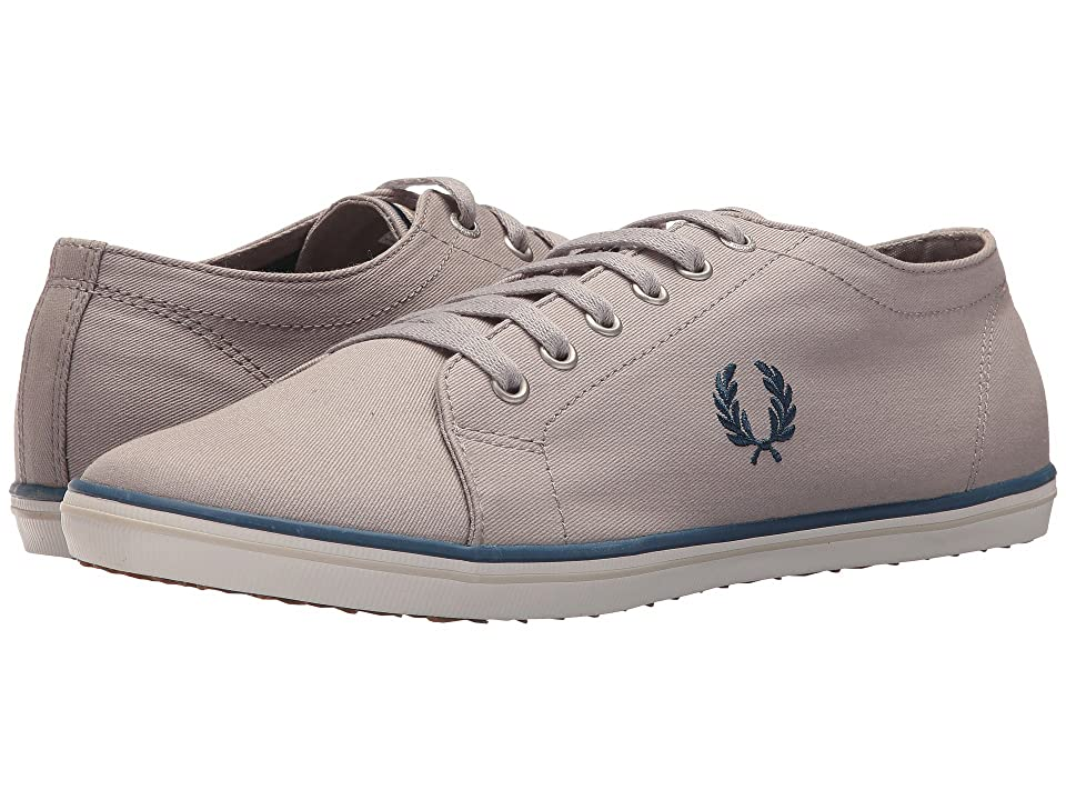 Fred Perry Kingston Twill (1954 Silver/Midnight Blue) Men