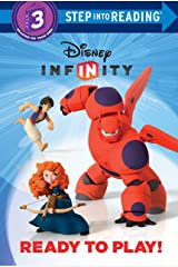 Ready to Play! (Disney Infinity) (Step into Reading) Kindle Edition