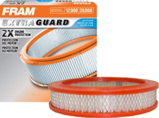 FRAM CA353 Extra Guard Round Plastisol Air Filter