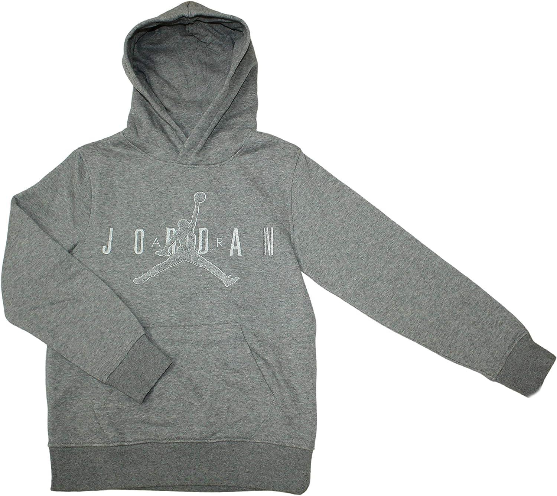 Nike Air Jordan Youth Boy's 8-18 Pullover Athletic Hoodie