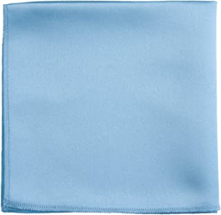 Pocket square Ivory /& Heritage Blue Aqua Sky Floral  Ivory Flowers Matching Hanky  Cotton  Mint Men/'s handkerchief  Wedding Pocket Square