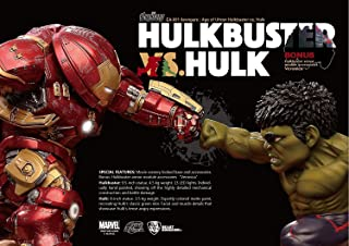 Egg Attack Action EA-021 - Avengers Age of Ultron - Hulkbuster vs Hulk