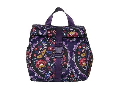 Vera Bradley Lighten Up Lunch Tote (Foxwood Meadow) Handbags