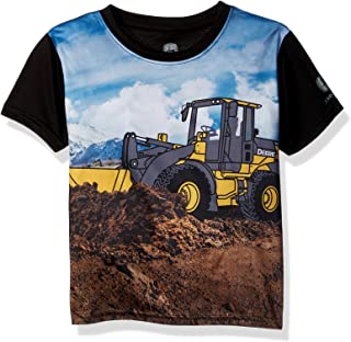 John Deere Boys Performance T-Shirt Short Sleeve T-Shirt