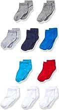 Hanes Boys' Toddler Ankle Sock 10-Pack