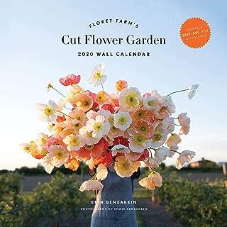 Floret Farm's Cut Flower Garden 2020 Wall Calendar