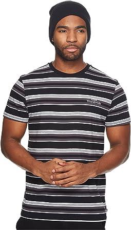 HUF - Malibu Short Sleeve Stripe Shirt