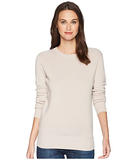 Vince Slit Back Long Sleeve