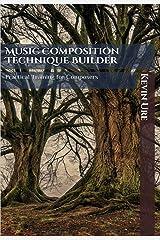 Music Composition Technique Builder