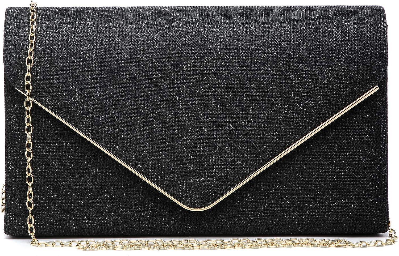 Max 42% OFF Women Rapid rise Glistening Clutches Handbags Evening Bags C Purses Wedding