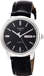 Men's T0654301605100 Analog Display Swiss Automatic Black Watch
