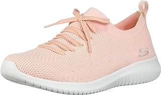 Skechers Womens Ultra Flex Statements Sneaker