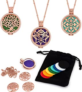Best aroma diffuser necklace Reviews