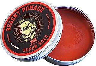 Regent Pomade Super Hold, Red, 3.4 oz.