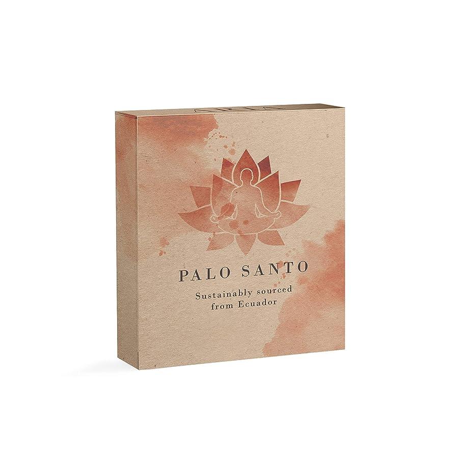 知事パケット菊Aria プレミアムパロサントホーリーウッド香スティック - 100% 天然、野生の収穫、持続可能な供給 (8) クリーニング、浄化、治癒、瞑想、ストレス解消に。