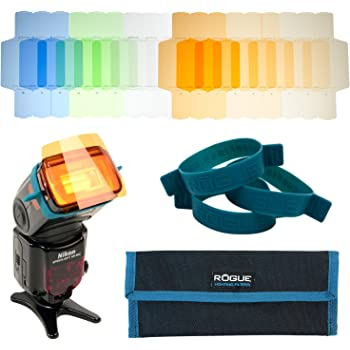 Rogue Flash Gels Colour Correction Filter Kit
