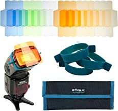 Best rogue flash gels color correction kit Reviews