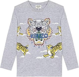 Little Kids//Big Kids Vilebrequin Kids Boys Cotton Linen Long Sleeve Henley