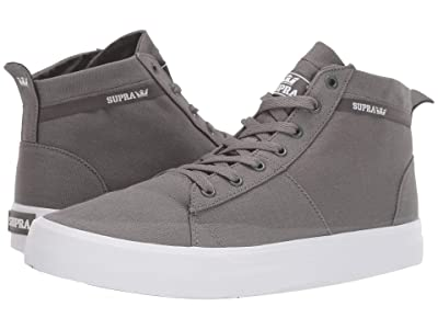 Supra Stacks Mid (Grey/White) Men