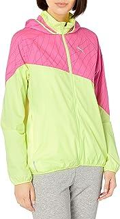 PUMA Women's Hooded Running Jacket