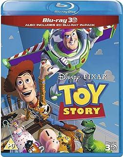 Toy story (Blu-ray 3D) [Reino Unido] [Blu-ray]