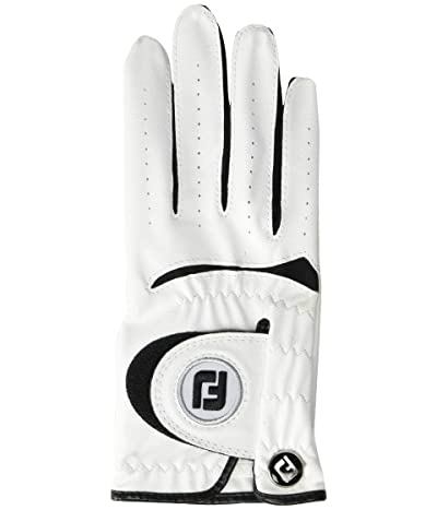FootJoy Junior Right Hand Golf Gloves (Little Kids/Big Kids) (White) Cycling Gloves