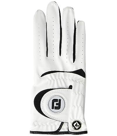FootJoy Junior Right Hand Golf Gloves (Little Kids/Big Kids) (White) Cycling Gloves