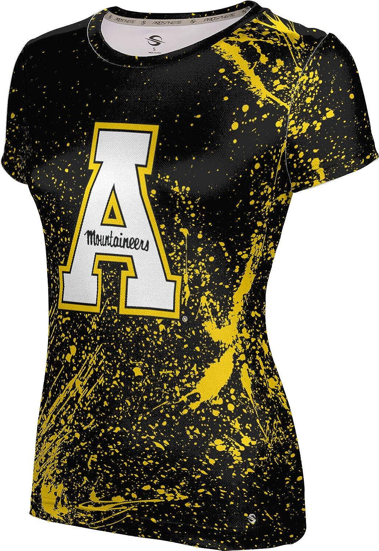 ProSphere Appalachian State University Girls' Performance T-Shirt (Splatter)