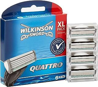 Wilkinson Sword Quattro jednorazowe golarki