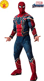 Rubie's Men's Marvel: Avengers 4 Men's Deluxe Iron Spider Costume and Mask Adult Costume