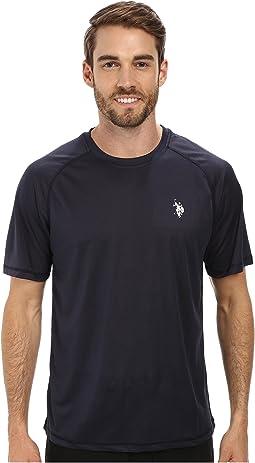 Solid Rashguard UPF 50+ Swim T-Shirt