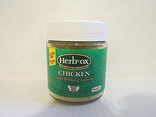 Herb-ox Bouillon Chicken Bouillon Granuals 4.0-oz (Gluten Free)
