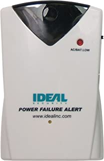 Ideal Security Inc. SK640 SK6-Series Wireless Failure Battery-powered, Built-in 90dB Alarm
