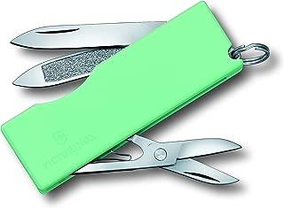 Victorinox, Coltello Pieghevole Tomo, Verde (Mintgrün), Taglia Unica