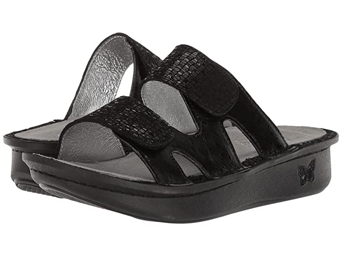 Alegria  Camille (Tile Me More Black) Womens  Shoes