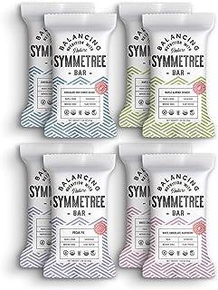 SYMMETREE BAR (8 Pack) Paleo Friendly Protein Bar - Organic Snack Bar - Non GMO Plant Based Energy Bar - Gluten, Soy & Dai...