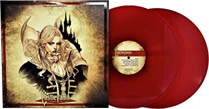 Castlevania Symphony of the Night (Limited Edition Red Colored Double LP)