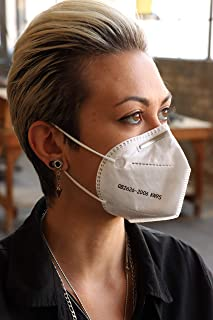 Oxypure KN95 4 layer Washable, Reusable, Anti-Pollution Facemask for Men & Women