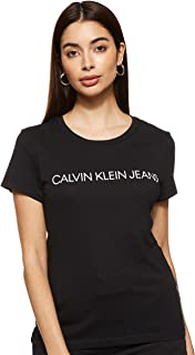 Calvin Klein Core Institutional Logo Slim Fit Tee Maglietta z