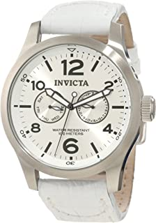 Invicta Men's 12170 Specialty Military Silver Dial Watch