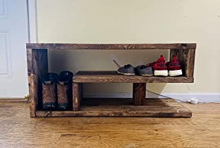 The LBL Entryway Shoe Bench