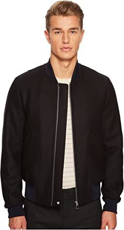 Paul Smith Cashmere Blend Bomber Jacket