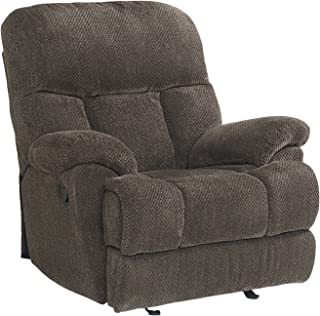 Standard Furniture Harmon Recliner with Manual, Glider-Toast