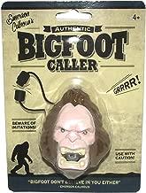 Emerson Calhoun's Authentic Bigfoot Caller Novelty Toy